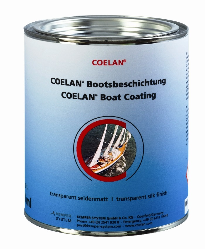 COELAN Boat Coating Matt