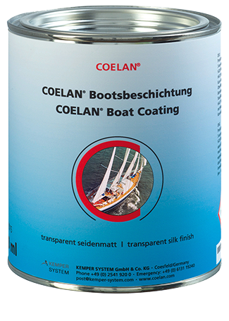 COELAN Boat Coating silk